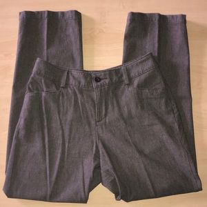 Lee Relaxed fit Brown Dress Pants size 8